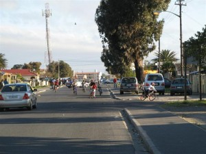 Langa township, South Africa