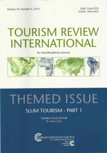 slum tourism special issue
